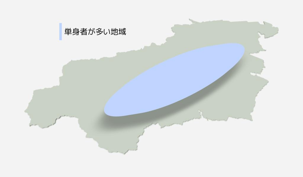 地図に情報を表示する事